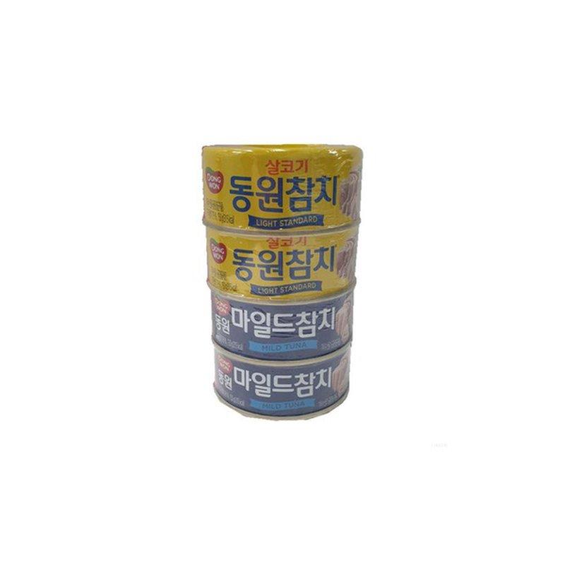 Dongwon Light Standard Mild Tuna Can