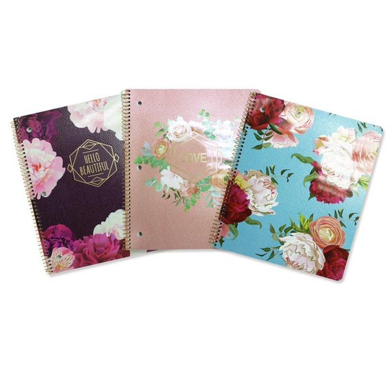 U Style Bellisimo 1 Subject Notebook