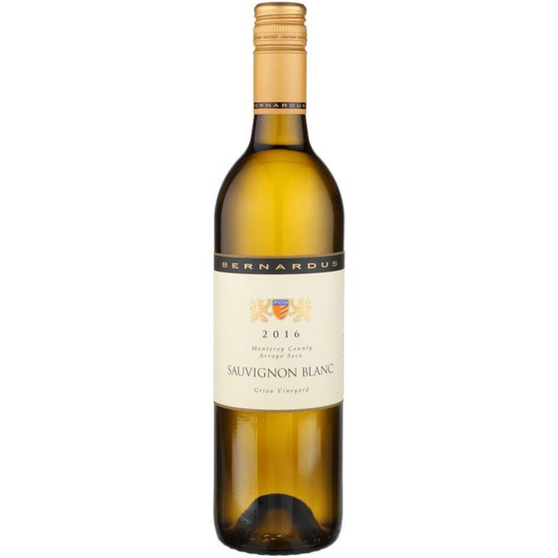 Bernardus Winery Sauvignon Blanc 2014