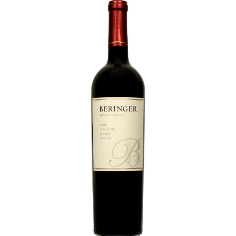 Beringer 2007 Alluvium Red