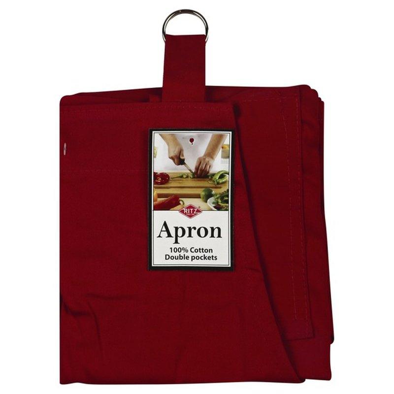 John Ritzenhal Co Paprika Apron With 2 Pockets