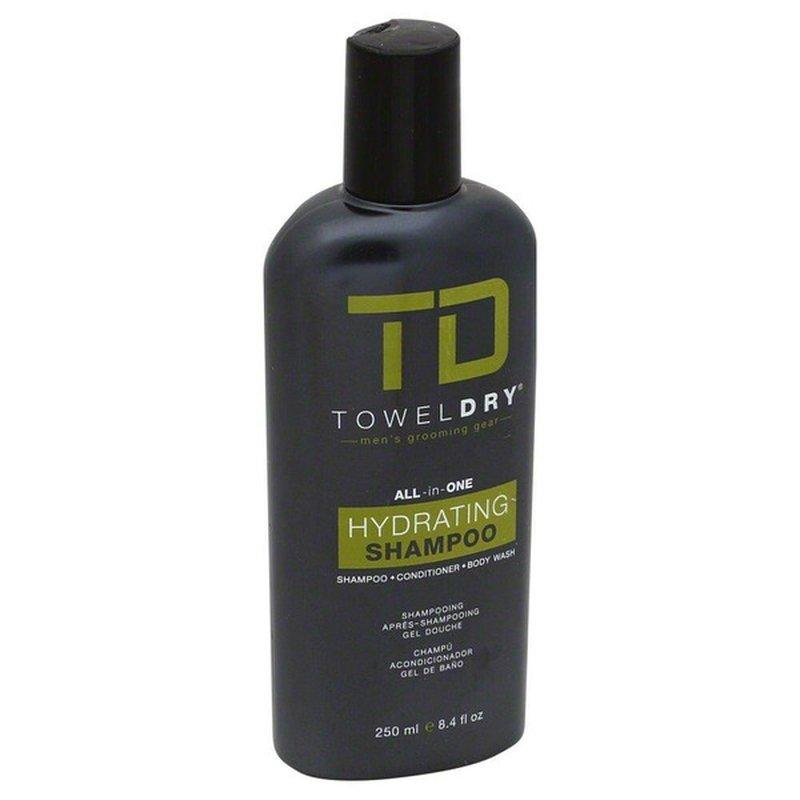 Towel Dry Hydrating Shampoo