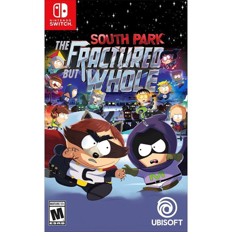 Ubisoft South Park: The Fractured But Whole Standard Edition for Nintendo Switch