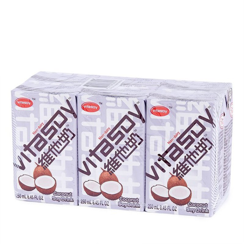 Vitasoy Coconut Soy Drink