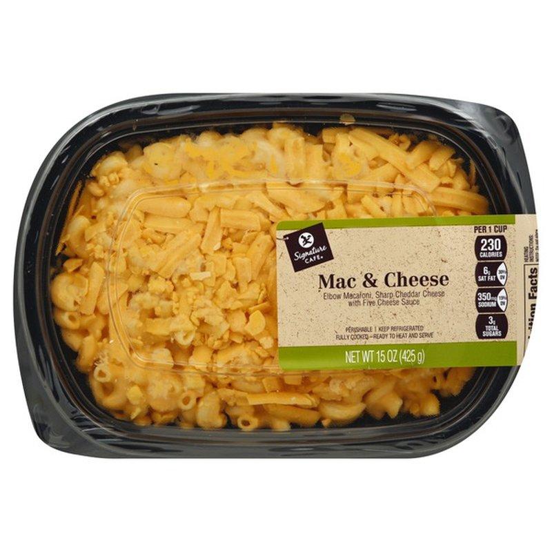 Signature Cafe Mac & Cheese