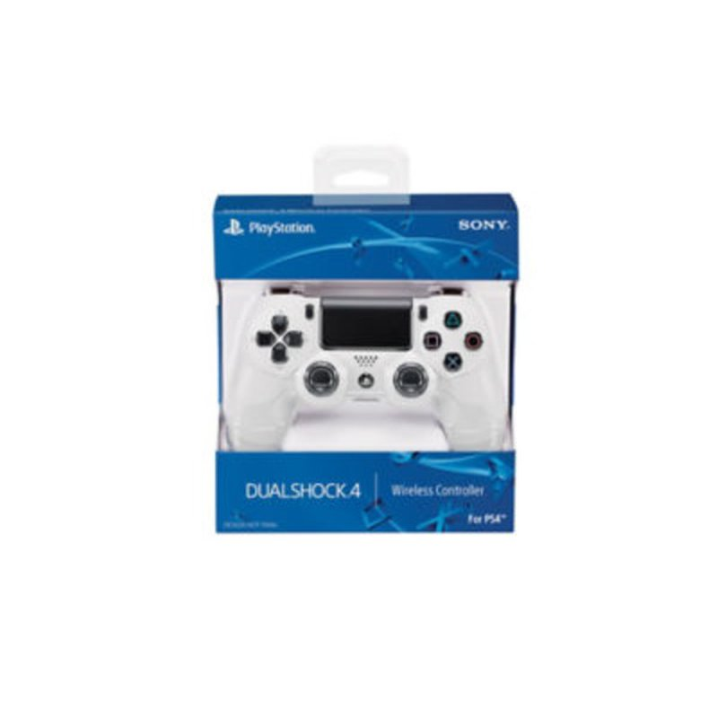 Sony Computer Entertainment Dual Shock 4 Wireless Controller Glacier White For Playstation 4