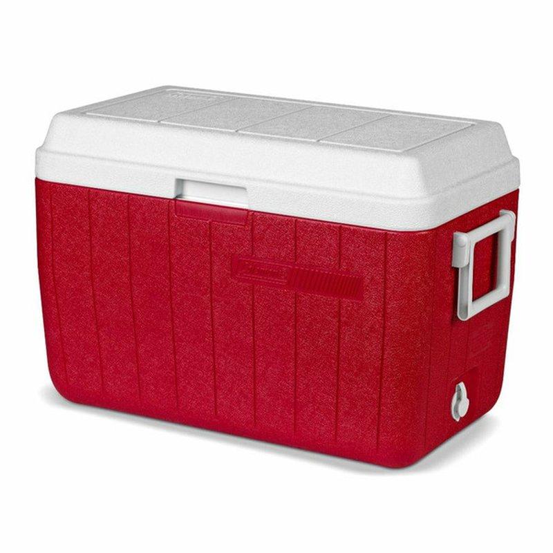 Coleman Red 54 Quart Performance Cooler