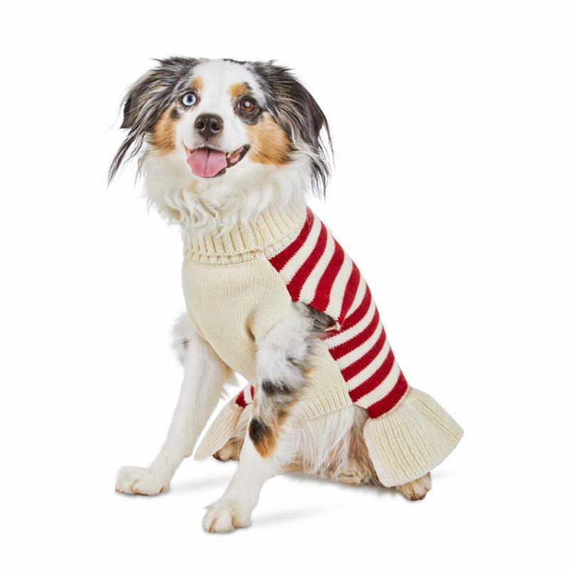 Large Holiday Snowflake Dress Pet