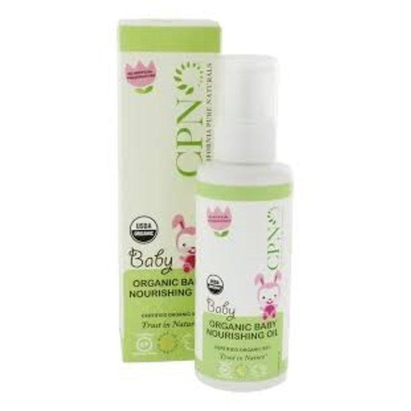 CPN Organic Baby Nourishing Oil