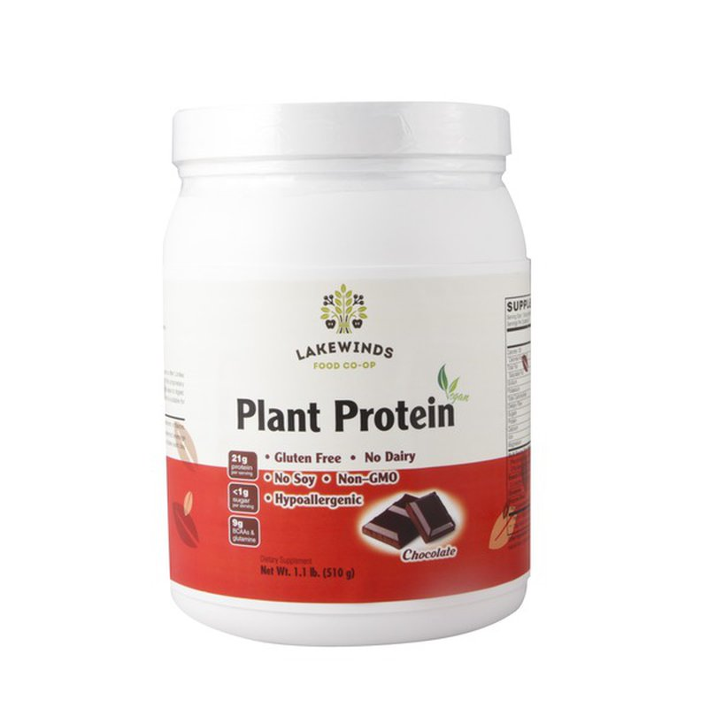 Way To Health Chocolate Plant Protein