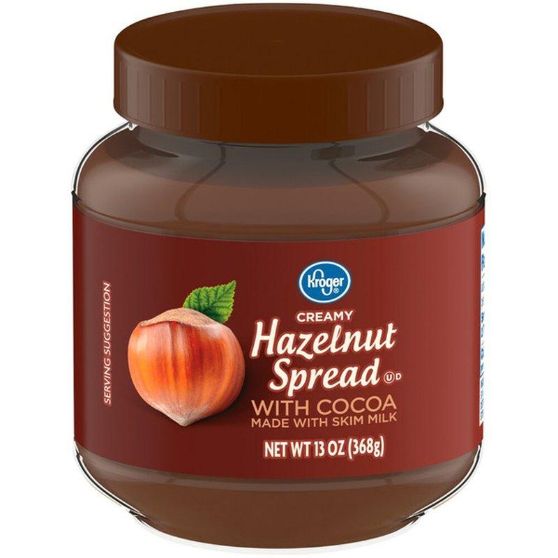 Kroger Hazelnut Spread