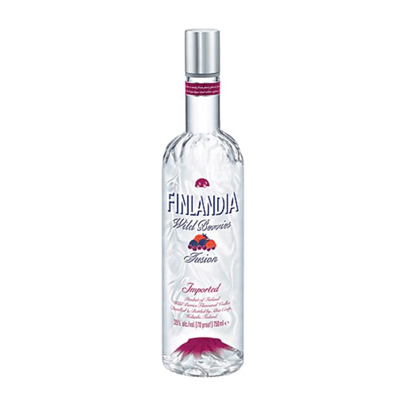Finlandia Wild Berries Vodka