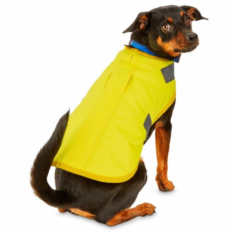 Good2 Go Yellow Barn Light Up LED Dog Coat