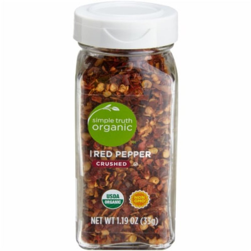 Simple Truth Organic Red Crushed Pepper