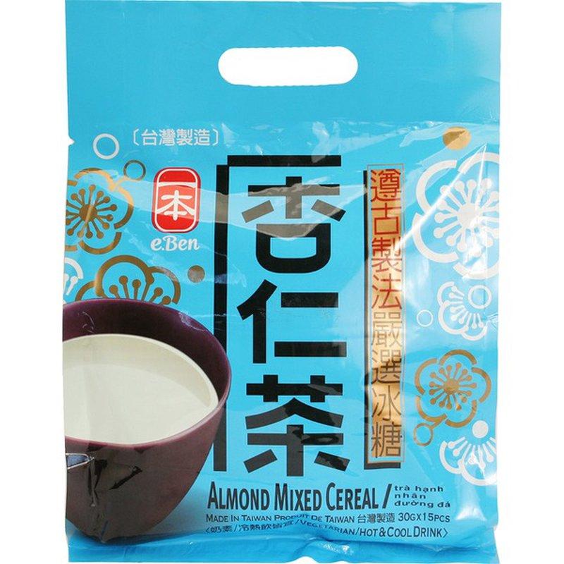 E-Ben Almond Mixed Cereal