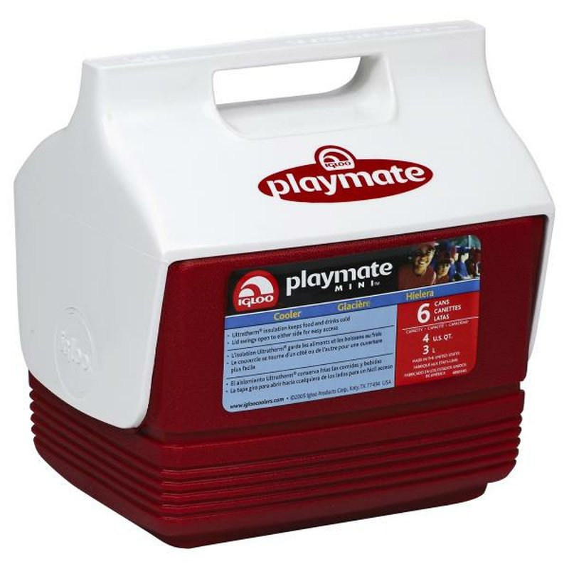 Igloo Playmate Mini Red Cooler