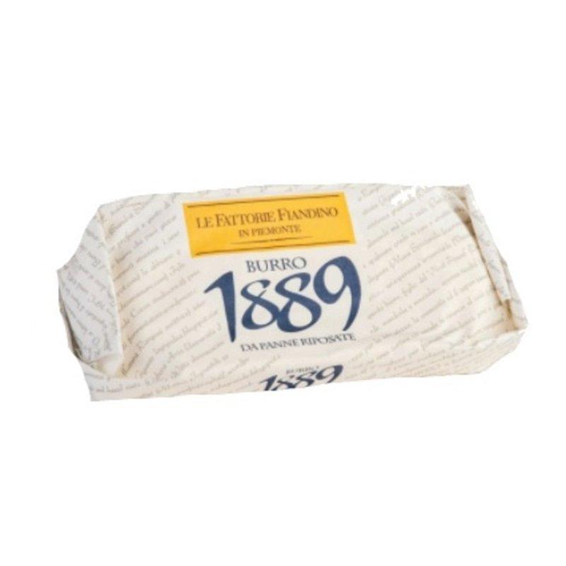Le Fattorie Fiandino Burro 1889 Salted