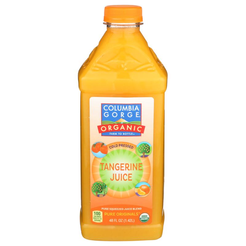 Columbia Gorge Organic Organic Tangerine Juice