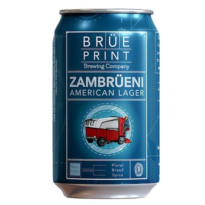 Brueprint Zambrueni Lager