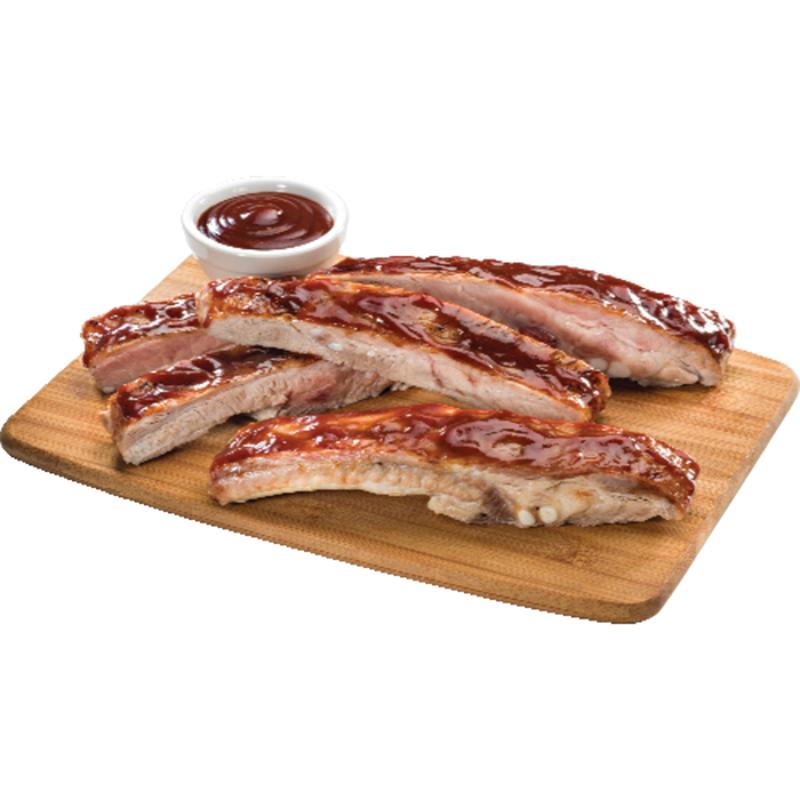 Pork Spare Rib, Package