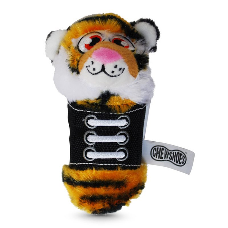 R2P Pet Small Tiger Dog Chew Shoes