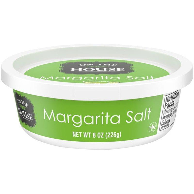 On The House Margarita Salt