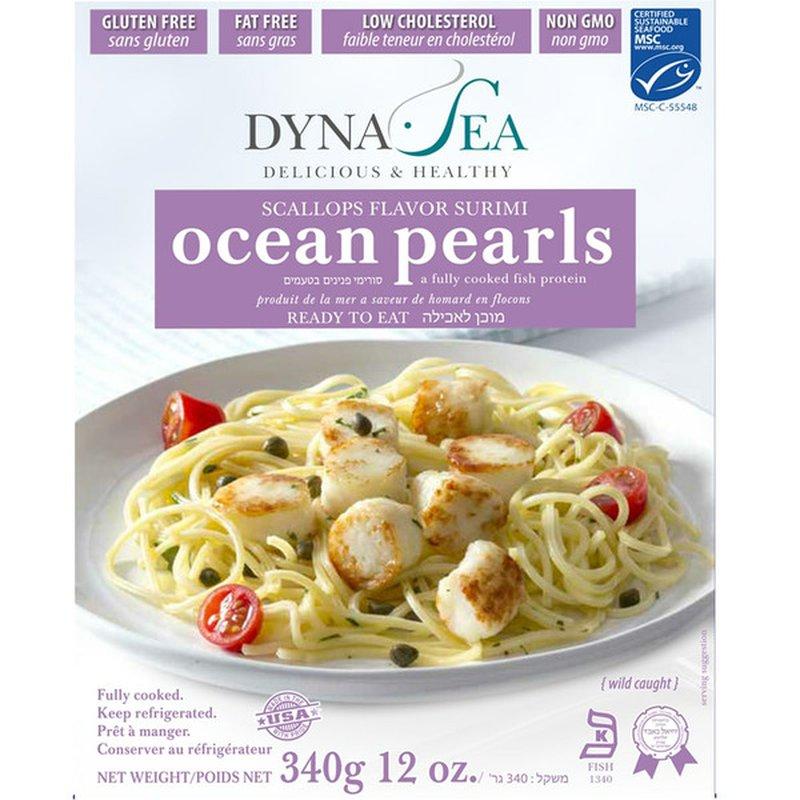 Dyna-Sea Scallop Flavored Surimi