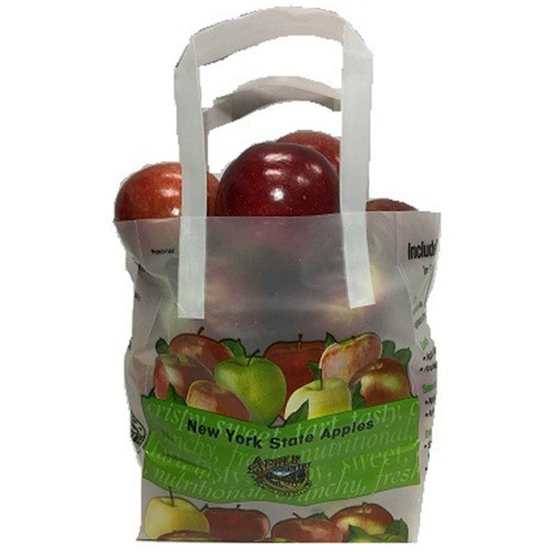 Gala Apple Tote Bag
