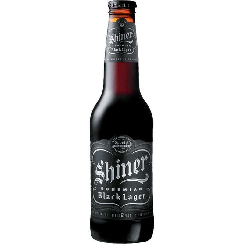 Shiner Bohemian Black Lager Beer