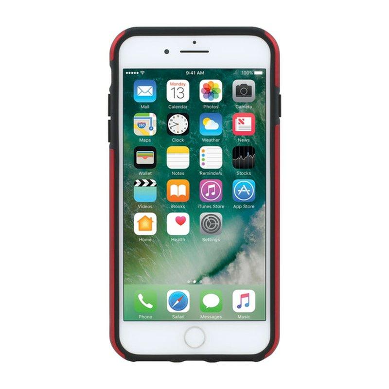 Incipio DualPro Iridescent Red iPhone 6/6S/7/8 Case