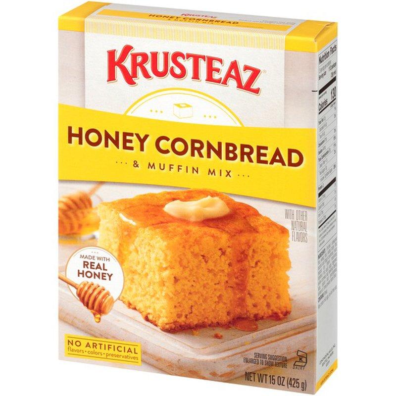 Krusteaz Honey Cornbread & Muffin Mix