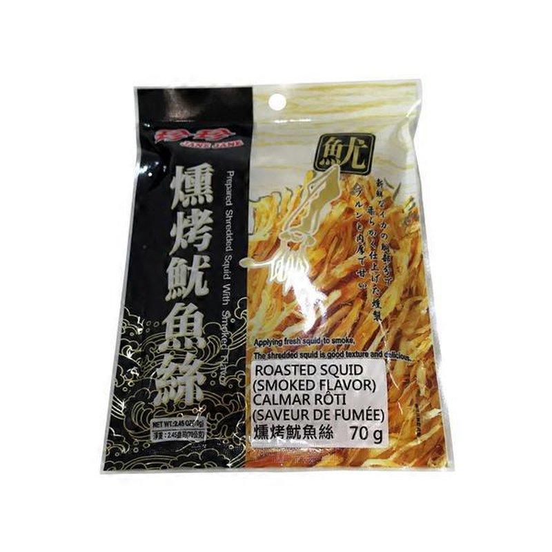 Jane-Jane Shredded Squid Smoke Roll