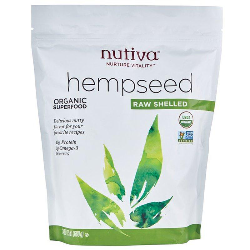 Nutiva Hemp Seeds