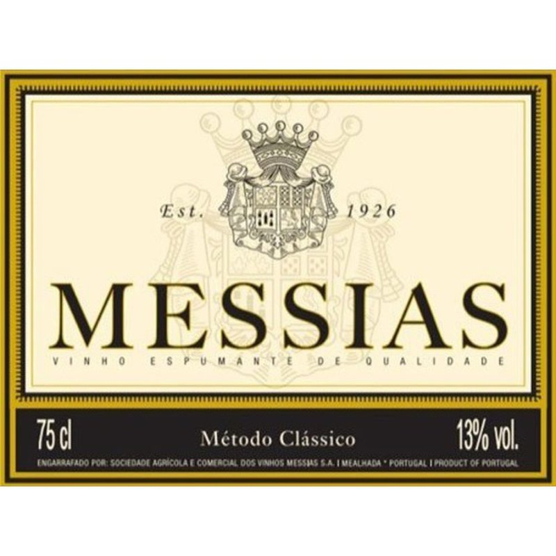 Messias Brut Sparkling Wine