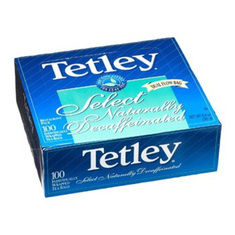 Tetley Decaffeinated Tea