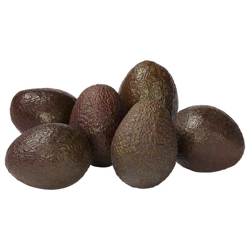 Organic Avocados Hass Variety, 6 ct