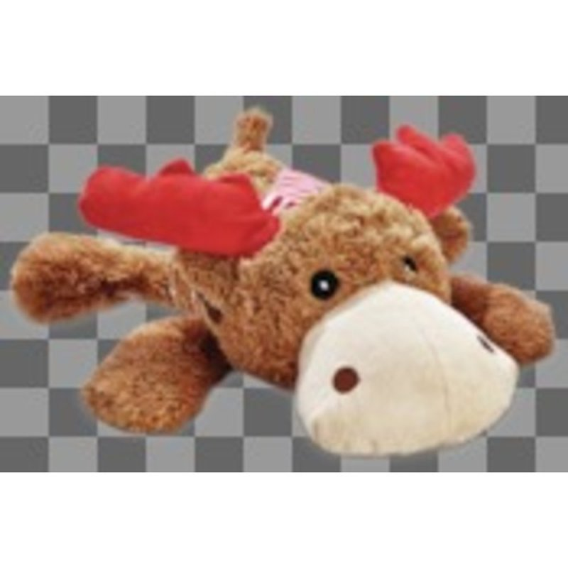 Kong Co. Extra Large Holiday Cozie Moose
