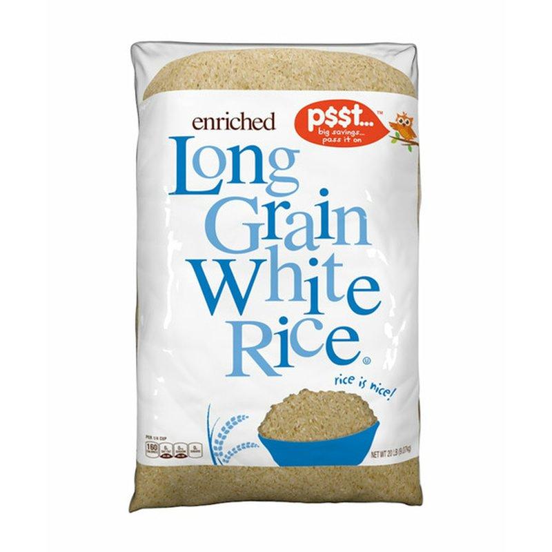p$$t... Enriched Long Grain Rice