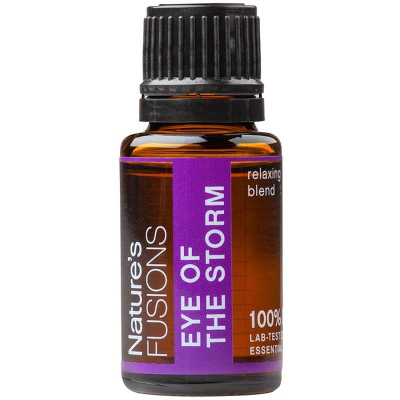 Nature's Fusions 100% Pure Essential Oil