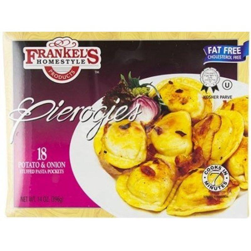Frankel's Homestyle Pizzarorgies