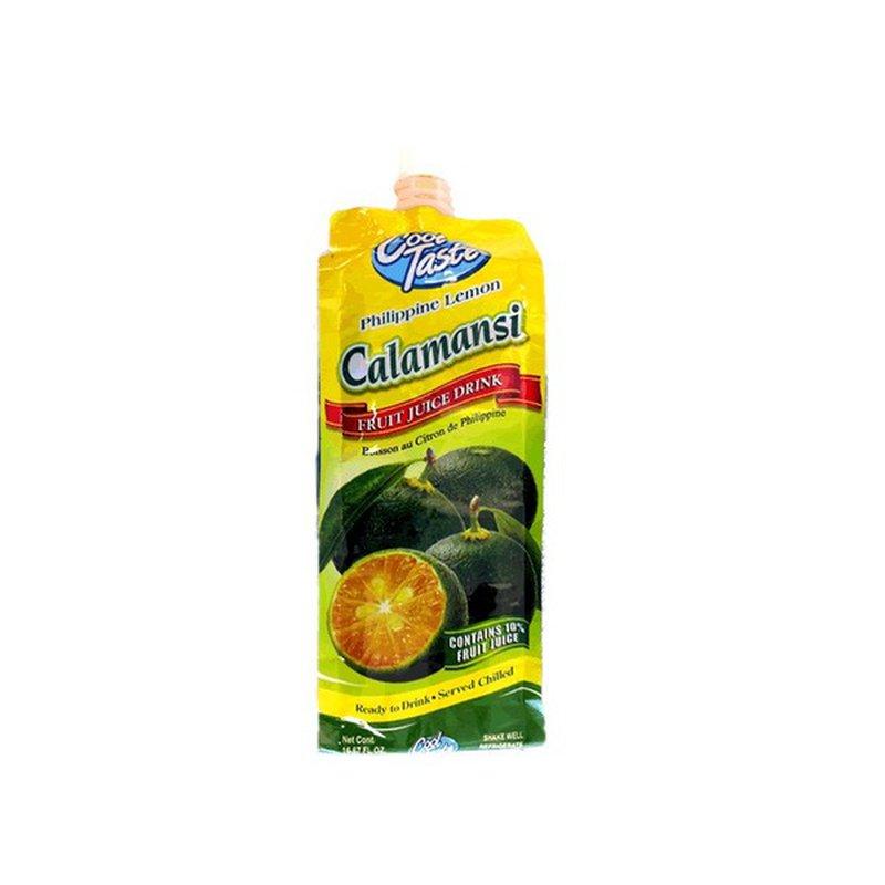 Cool Taste Calamansi Fruit Juice Drink
