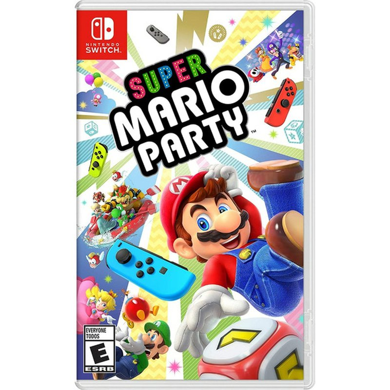 Nintendo Super Mario Party Nintendo Switch Video Game