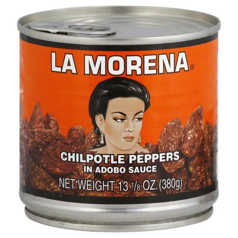 La Morena Peppers, Chilpotle