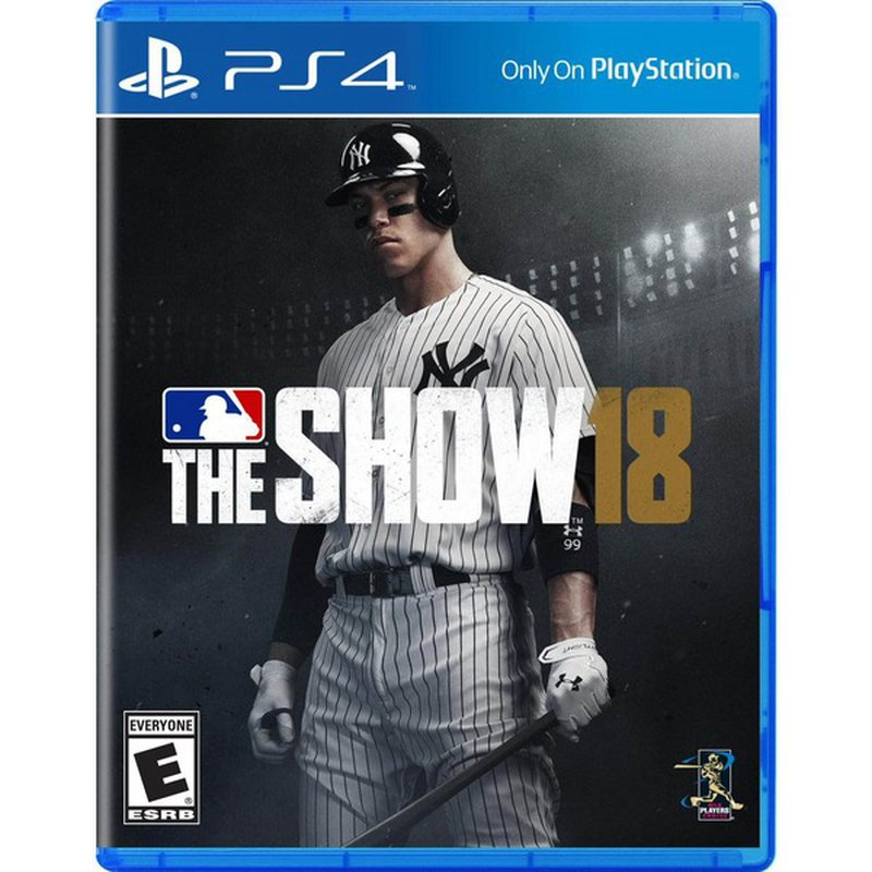 Sony MLB The Show 18 Baseball Standard Edition for Playstation 4