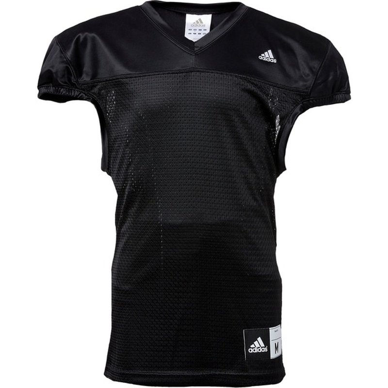 adidas Youth Football Practice Jersey - S - Black (S (small ...