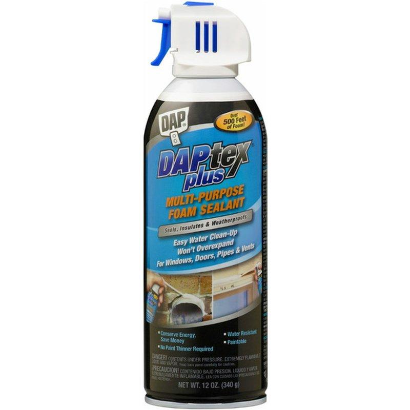 DAPtex Plus Multi-Purpose Foam Sealant