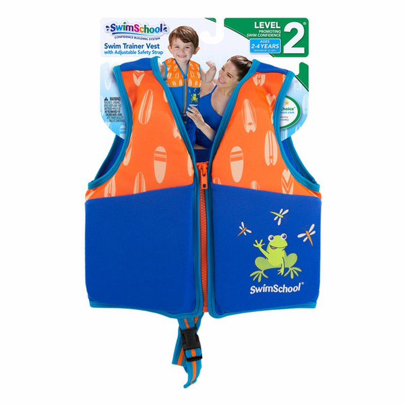 Small Large Medium Aqua Vest