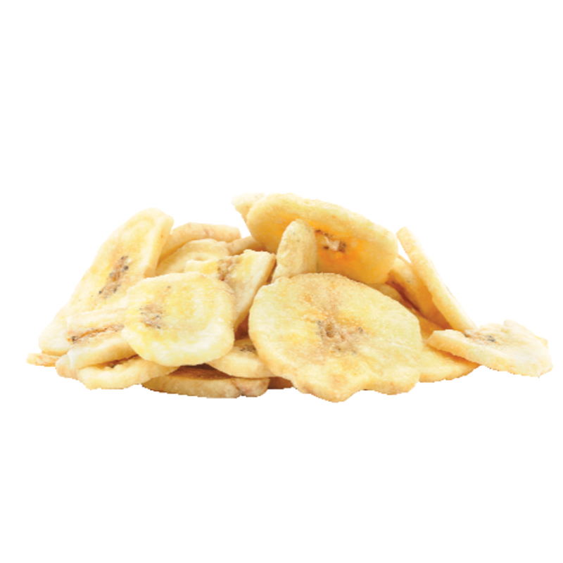 Sweetened Banana Chips, Package