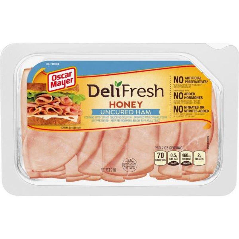 Oscar Mayer Deli Fresh Honey Ham