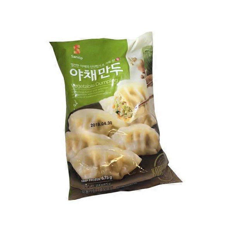 Samlip Vegetable Dumpling